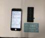 姫路市のお客様、iPhone 8のバッテリー交換