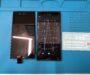 姫路市のお客様、Xperia XZsのタッチ不良修理