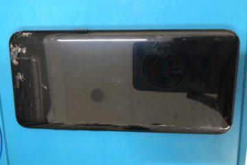 姫路市のお客様、Galaxy S8+の画面修理